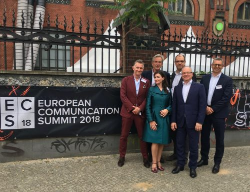 Research team presented ECM18 results in Berlin