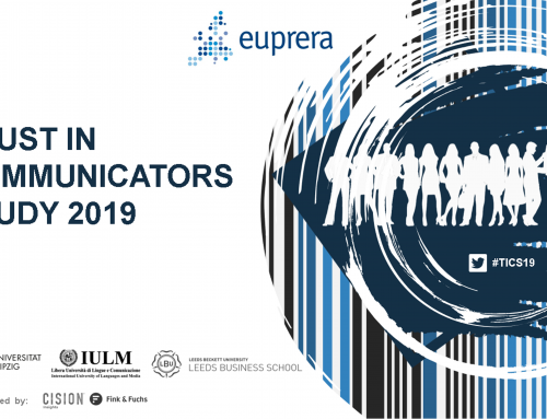 Trust in Communicators Study 2019